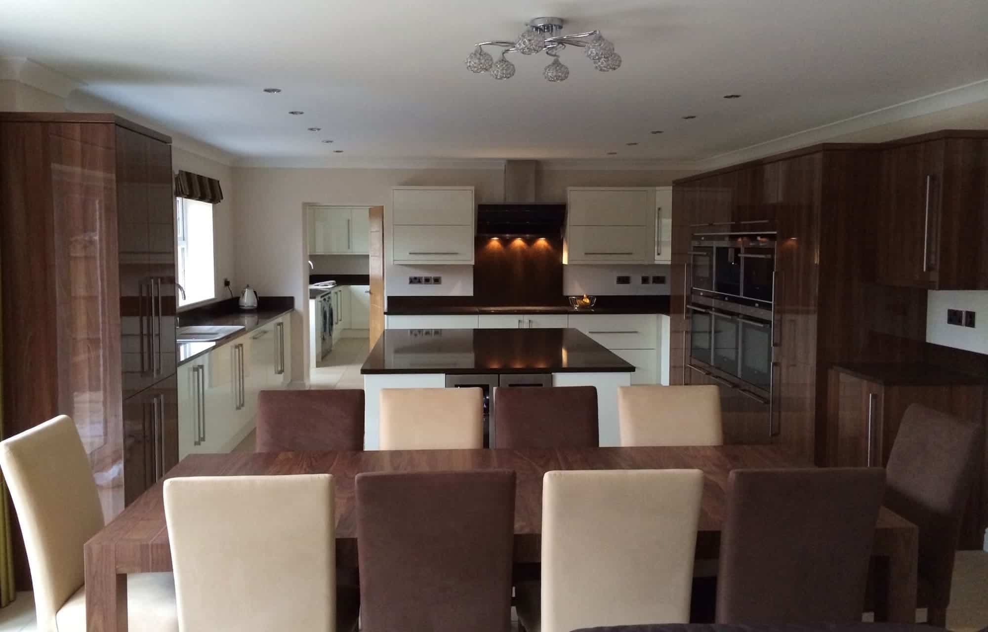 fitted kitchen in Hull